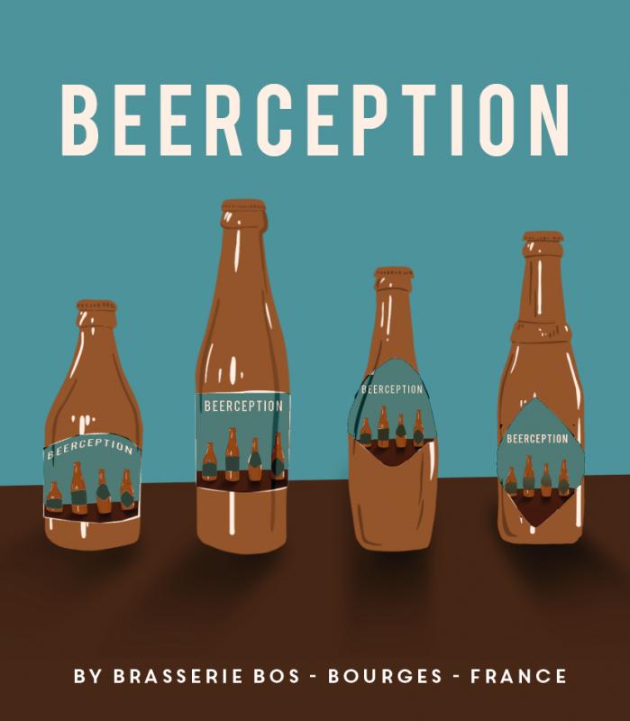 bière personnalisée pour réception