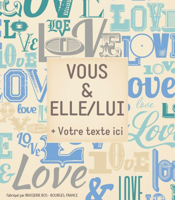 Love (bleu)