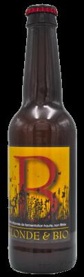 Etiquette bouteille de bière